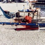 Richard King's N altitude record setting rocket